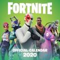 Product Fortnite Official 2020 Calendar