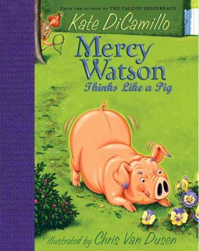 Product Mercy Watson Thinks Like a Pig