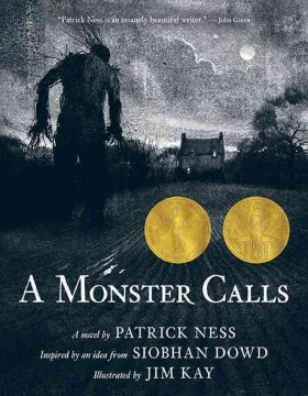Product A Monster Calls: Inspired by an Idea from Siobhan Dowd