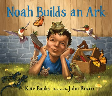 Product Noah Builds an Ark