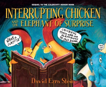Product Interrupting Chicken and the Elephant of Surprise
