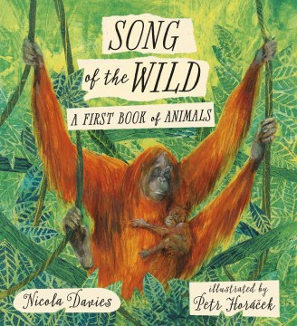 Product Song of the Wild: A First Book of Animals