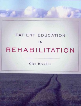 Product Patient Education in Rehabilitation