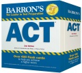 Product Barron's Act: Over 400 Flash Cards to Help You Achieve a Higher Score