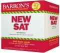 Product Barron's New SAT Flash Cards: 500 Flash Cards to Help You Earn a Higher Score on the New SAT