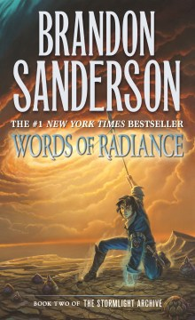 Product Words of Radiance: Book Two of the Stormlight Archive