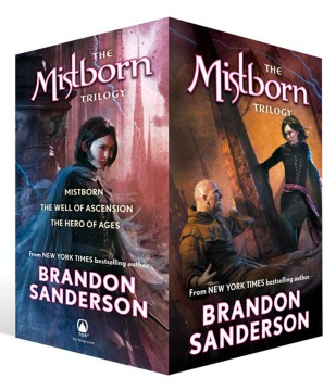Product Mistborn Trilogy