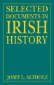 Product Selected Documents in Irish History