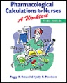 Product Pharmacological Calculations for Nurses