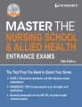 Product Peterson's Master the Nursing School & Allied Health Entrance Exams