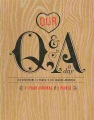 Product Our Q & a a Day: 3-year Journal for 2 People