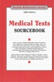 Product Medical Tests Sourcebook