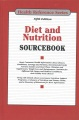 Product Diet and Nutrition Sourcebook