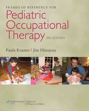 Product Frames of Reference for Pediatric Occupational Therapy