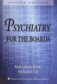 Product Psychiatry for the Boards