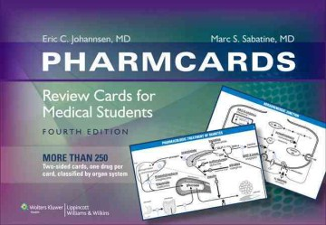 Product Pharmcards: Review Cards for Medical Students