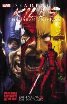 Product Deadpool: Deadpool Kills the Marvel Universe