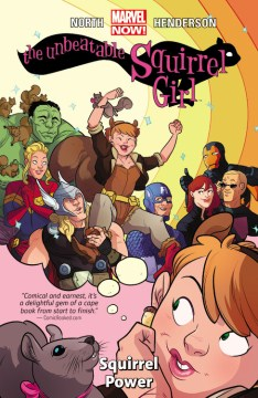 Product The Unbeatable Squirrel Girl 1: Squirrel Power