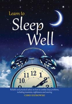 Product Learn to Sleep Well