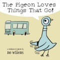 Product The Pigeon Loves Things That Go!