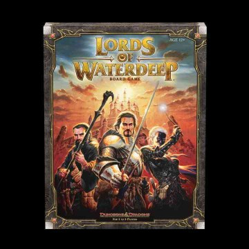 Product Lords of Waterdeep