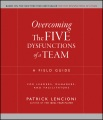 Product Overcoming the Five Dysfunctions of a Team