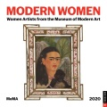 Product Modern Women 2020 Calendar: Women Artists from the Museum of Modern Art
