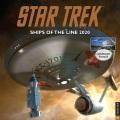 Product Star Trek Ships of the Line 2020 Calendar