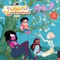 Product Steven Universe 2020 Calendar: Includes over 100 Gem Stickers!