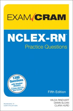 Product NCLEX-RN Practice Questions Exam Cram