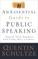 Product An Essential Guide to Public Speaking