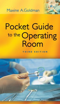 Product Pocket Guide to the Operating Room
