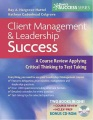 Product Client Management and Leadership Success