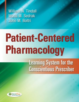 Product Patient-Centered Pharmacology: Learning System for the Conscientious Prescriber