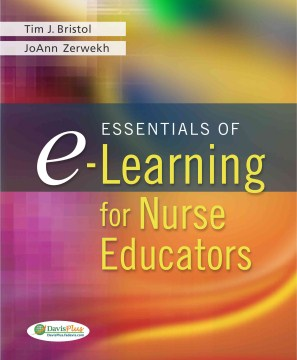 Product Essentials of E-learning for Nurse Educators