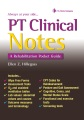 Product PT Clinical Notes