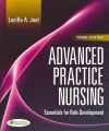 Product Advanced Practice Nursing: Essentials for Role Development
