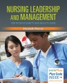 Product Nursing Leadership and Management for Patient Safe