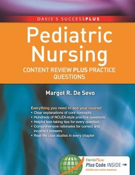 Product Pediatric Nursing: Content Review Plus Practice Questions