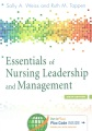 Product Essentials of Nursing Leadership and Management