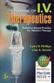 Product Manual of I.V. Therapeutics