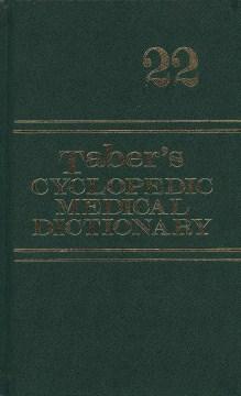 Product Tabers Cyclopedic Medical Dictionary