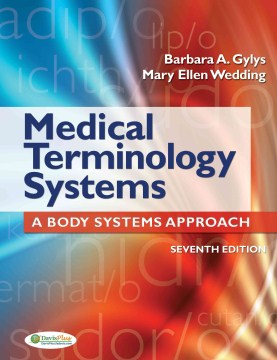 Product Medical Terminology a Body Systems Approach