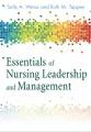 Product Essentials of Nursing Leadership & Management