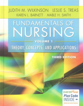 Product Fundamentals of Nursing: Theory, Concepts, and Applications