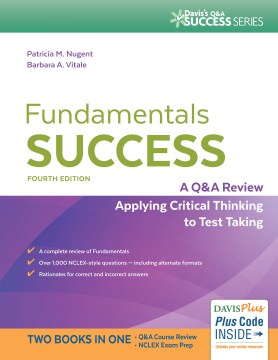 Product Fundamentals Success: A Q & A Review Applying Critical Thinking to Test Taking