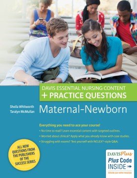 Product Maternal-Newborn Davis Essential Nursing Content + Practice Questions