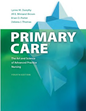 Product Primary Care: Art and Science of Advanced Practice Nursing