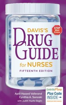 Product Davis's Drug Guide for Nurses