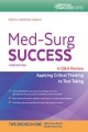 Product Med-surg Success: A Q&a Review Applying Critical Thinking to Test Taking: Two Books in One
